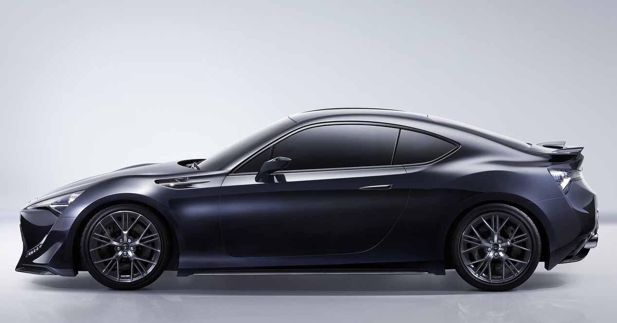 El Toyota GT86 se renovará en 2019 con su segunda generación