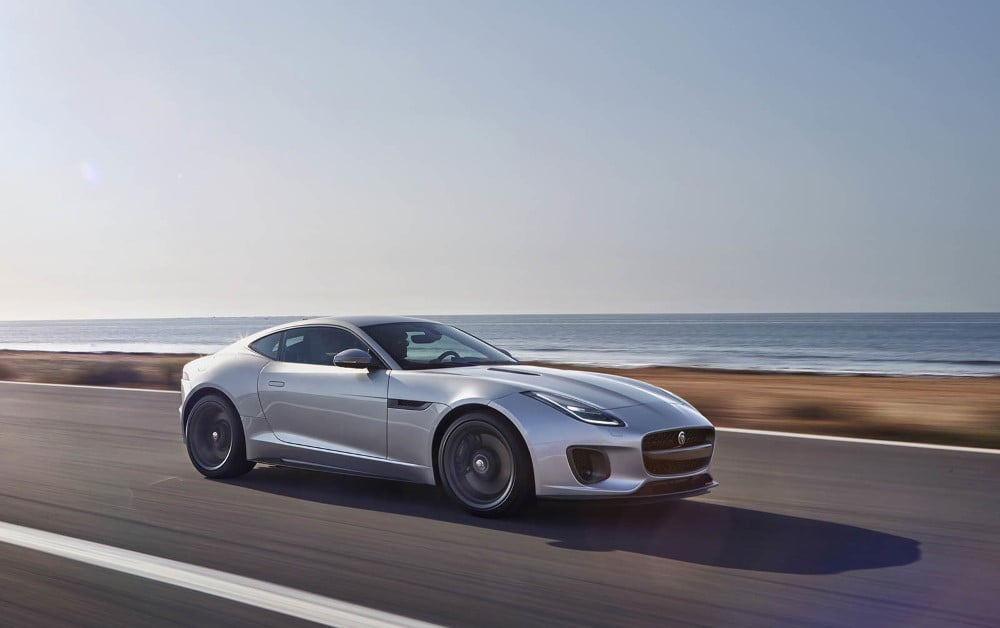 Jaguar F-Type 2018
