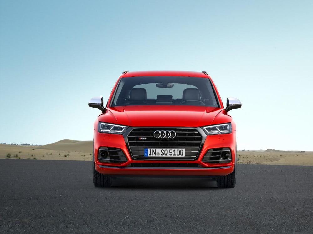 Audi SQ5 2017: la versión más radical del SUV con motor V6 y 354 CV