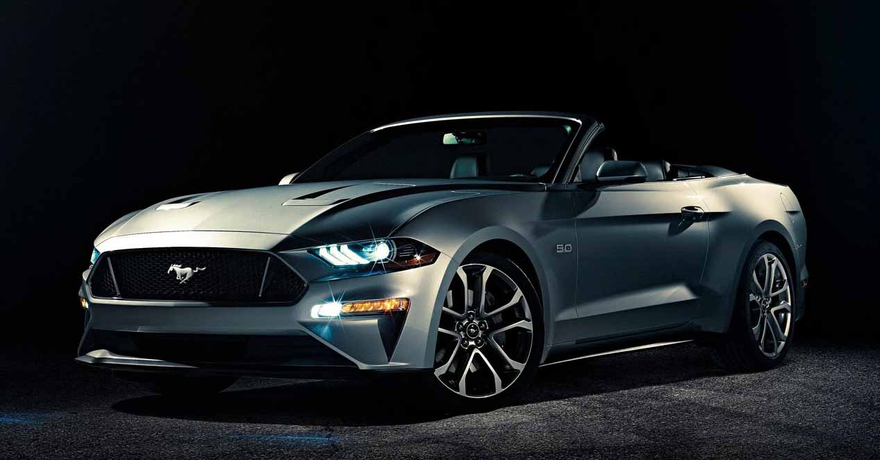 ford mustang gt 2018 convertible