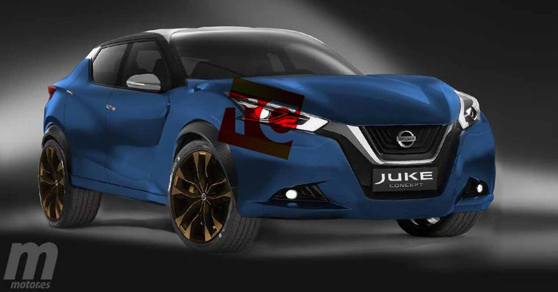 nissan juke 2018 destapamos c mo ser la segunda generaci n del suv. Black Bedroom Furniture Sets. Home Design Ideas