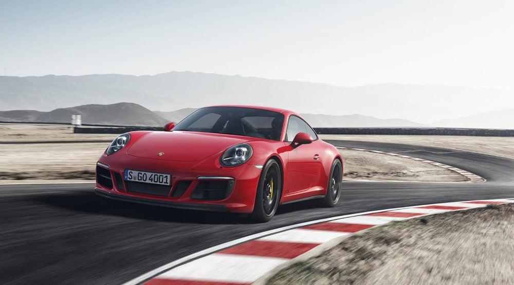 Porsche 911 GTS 2017: con turbo para llegar a los 450 CV en su renovación