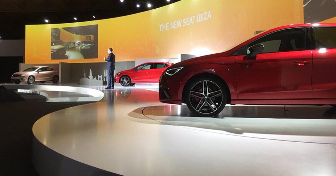Ya está aquí: SEAT presenta el nuevo Ibiza