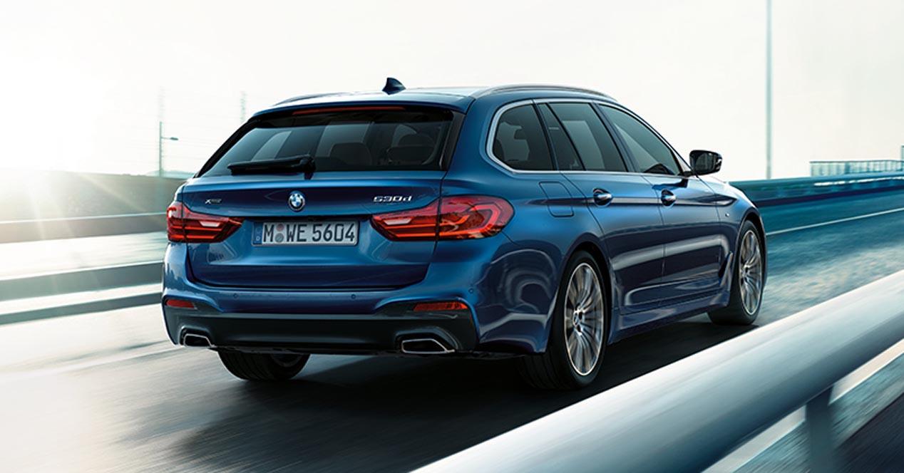 Serie 5 Touring, la apuesta de BMW para 2017