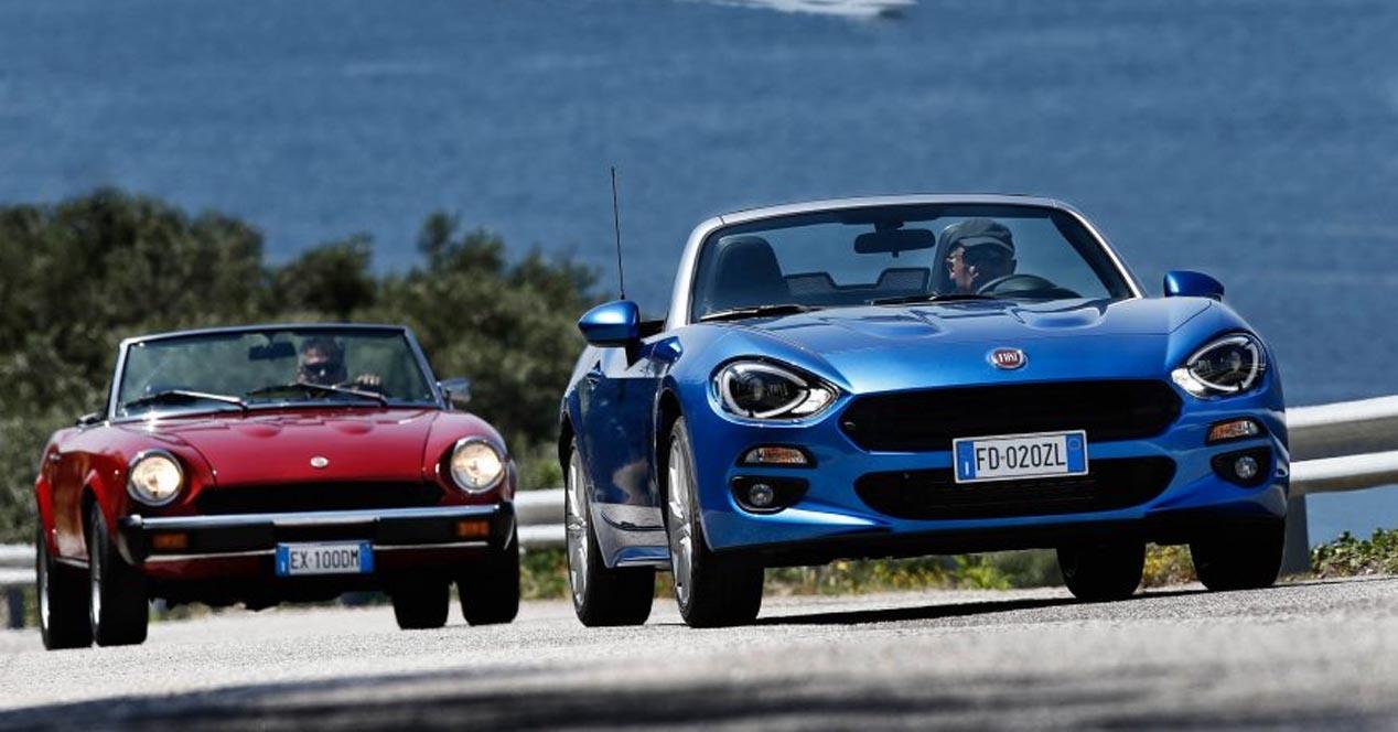 Vuelve otro mito: Fiat 124 Spider America se lanza en España