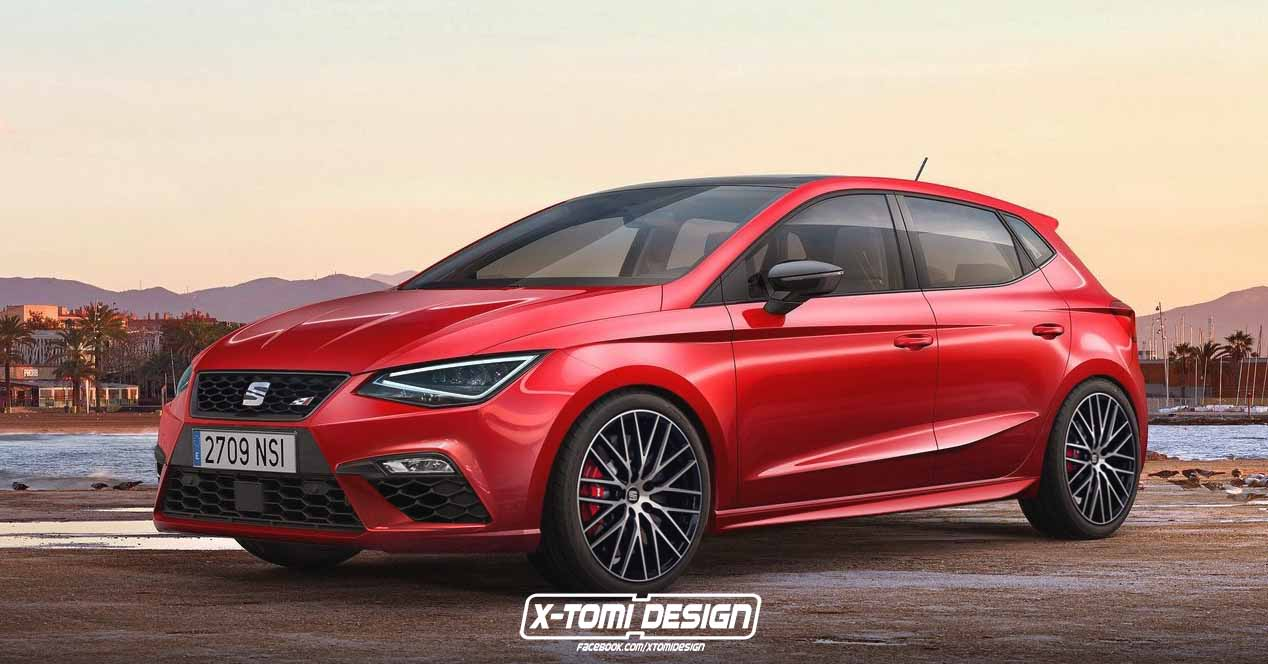 seat ibiza cupra 2017 la nueva generaci n tambi n. Black Bedroom Furniture Sets. Home Design Ideas