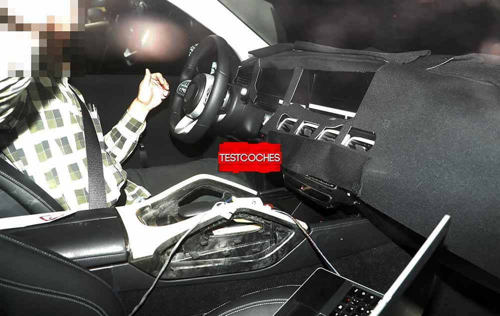 Descubrimos el Mercedes GLE 2018 ¡nuevas fotos espía!