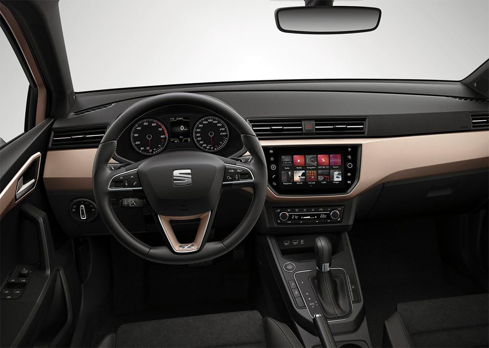 interior seat ibiza 2017