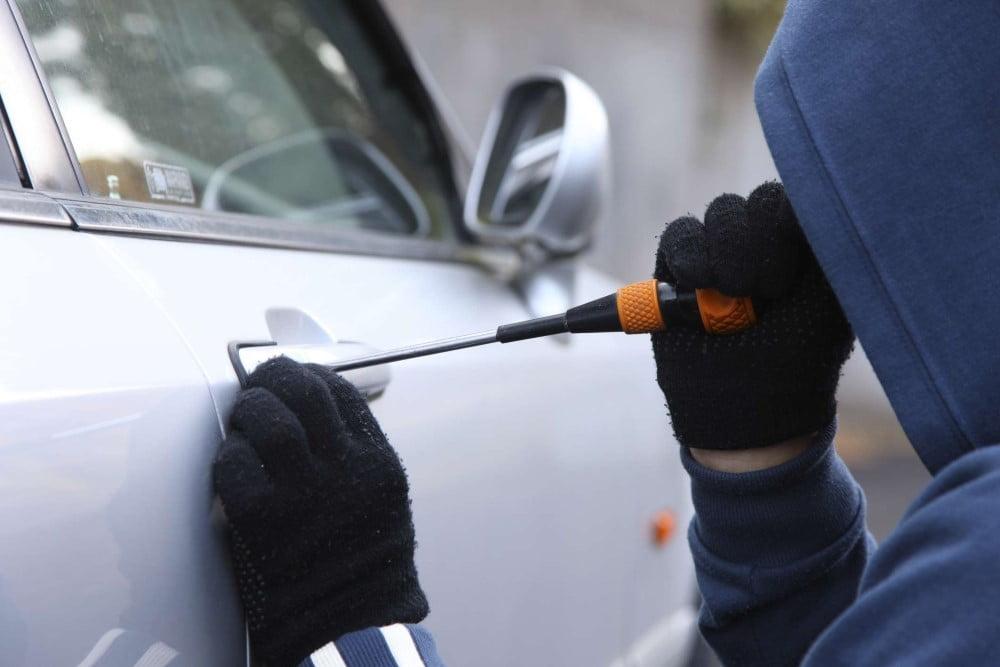 ladron de coches