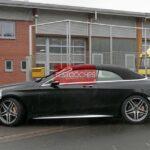 mercedes amg s63 cabrio 2019 foto espia