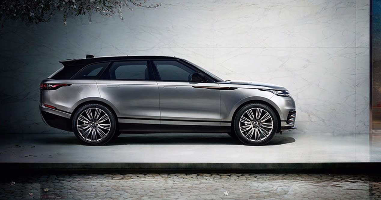 range rover velar todo sobre el nuevo suv brit nico. Black Bedroom Furniture Sets. Home Design Ideas