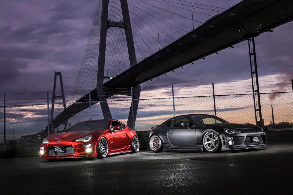 toyota gt86 fast & furious 8