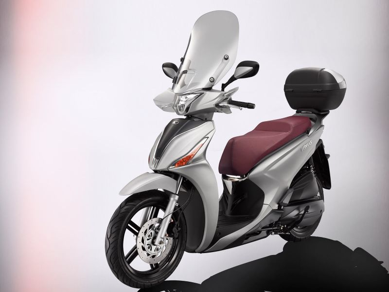 kymco people s 125 2017