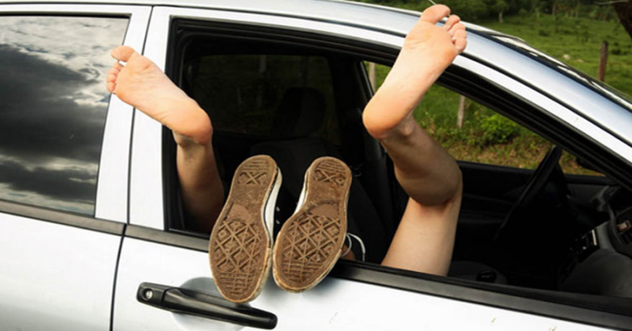 relaciones sexuales en el coche