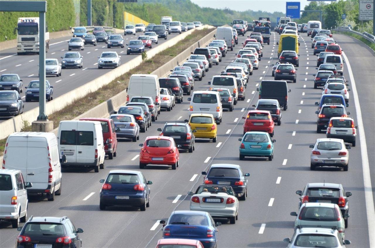 carretera coches