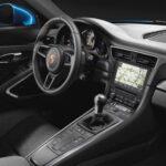 porsche 911 gt3 touring package interior