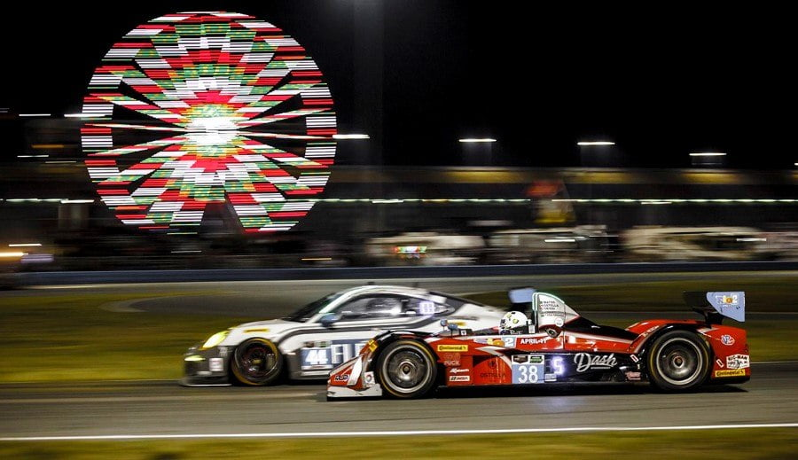 Rolex 24 At Daytona, 2014