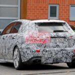 Fotos espía del Mercedes AMG A45 2019
