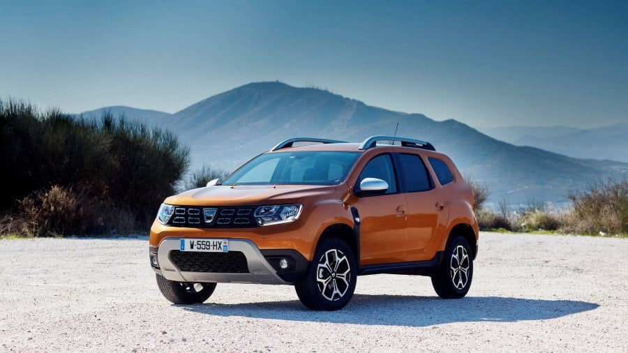 precios del dacia duster 2018 versiones y equipamiento en espa a. Black Bedroom Furniture Sets. Home Design Ideas