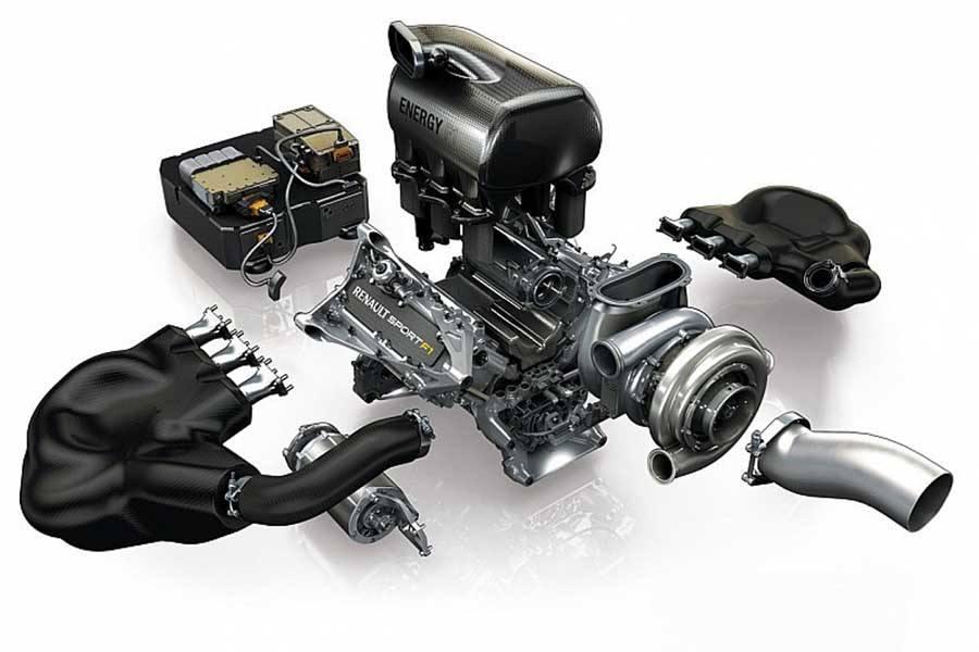 motor formula 1 renault