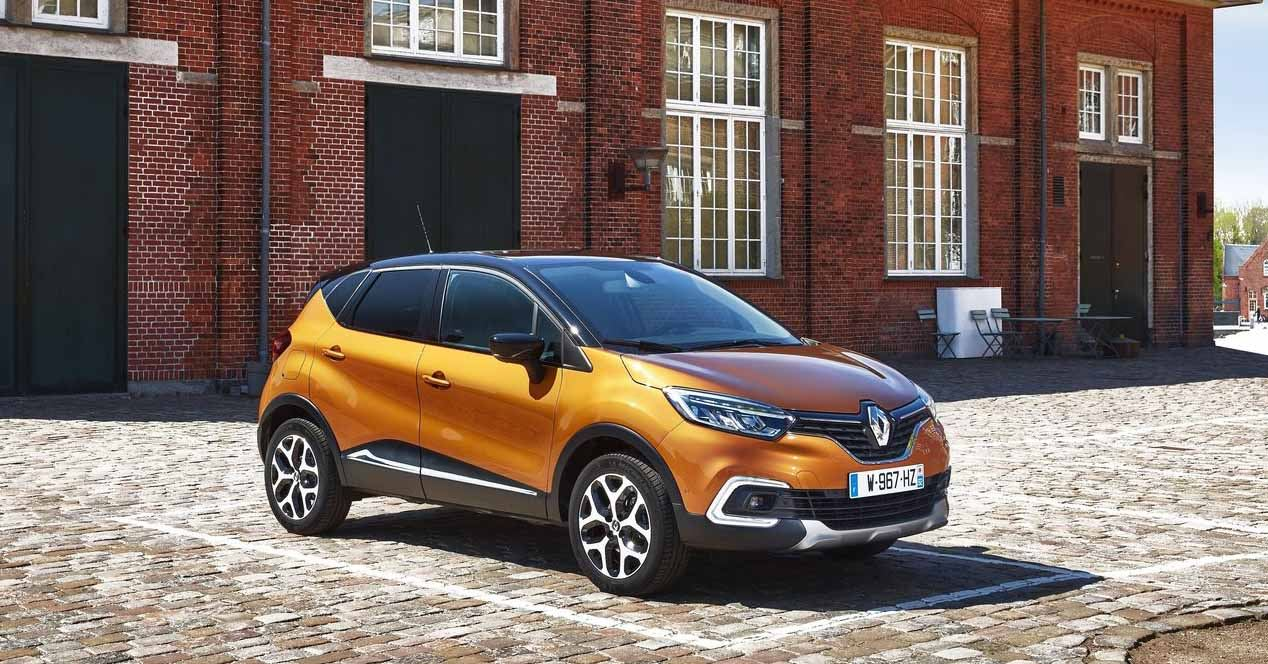 nuevo motor 1 3 tce para el renault captur con 130 150 cv. Black Bedroom Furniture Sets. Home Design Ideas