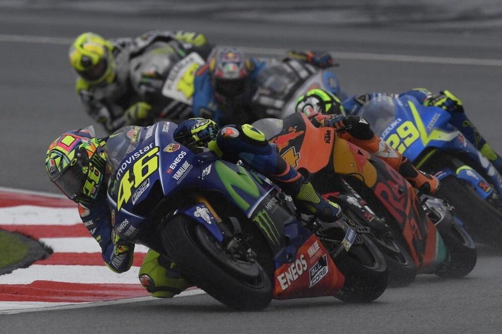 """Rossi lo tiene claro: """"Me gustaría continuar"""""""