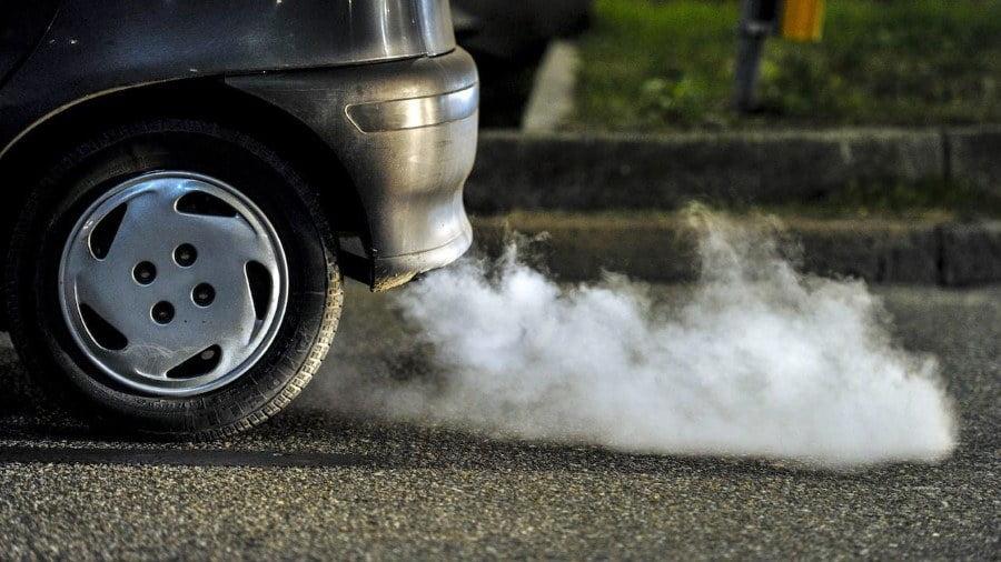 humo coche