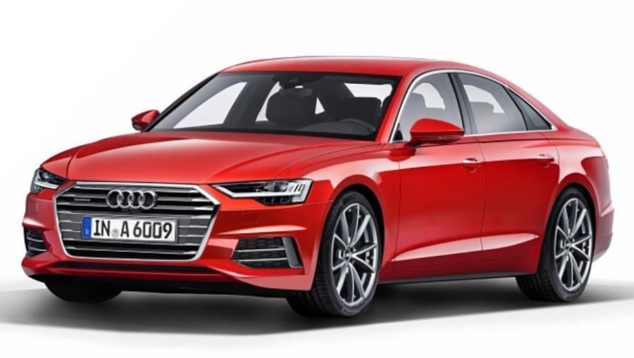 8233a5f9651 Audi A6 2018: así será la quinta generación, que aprende del nuevo A8