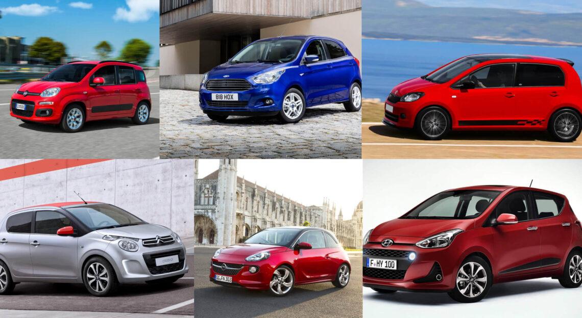 Los mejores coches peque os del mercado en 2018 - Mejores hornos del mercado ...
