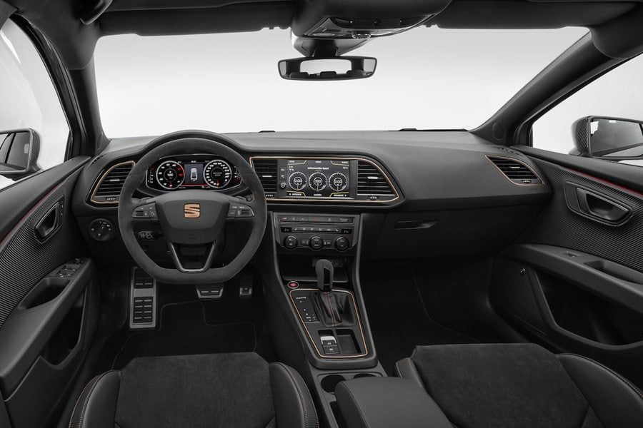 SEAT Leon ST Cupra R