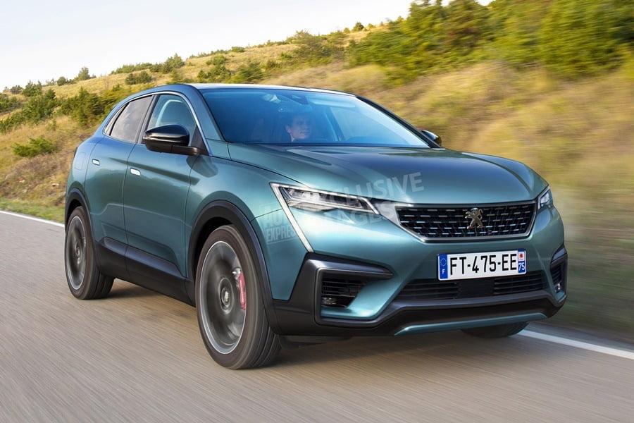 Peugeot 4008 2019