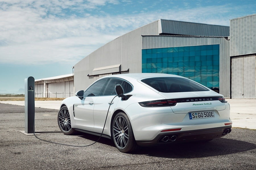 Porsche Panamera SE Hybrid