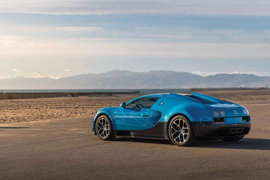 Bugatti Veyron Gran Sport Vitesse Transformers