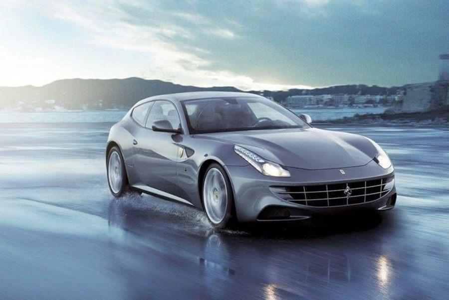 Ferrari híbrido