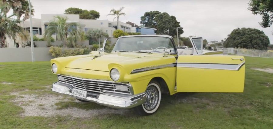 Ford Fairlane electrico