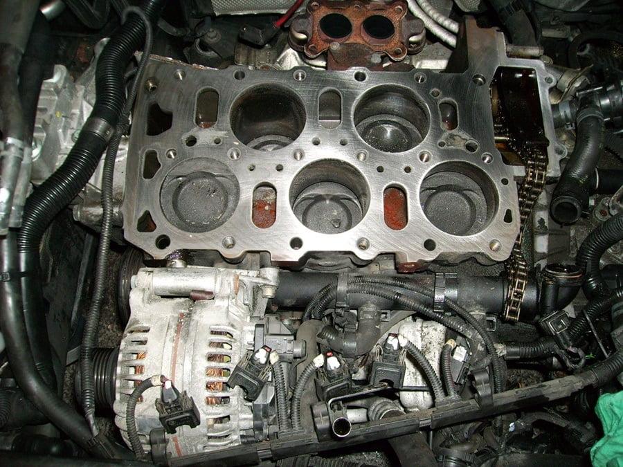 Motor V5 Volkswagen