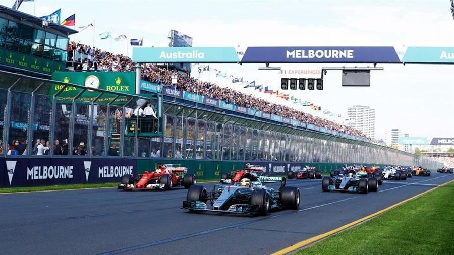 Parrilla GP Australia 2018