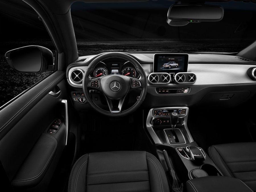 Mercedes Benz Clase X 350 d