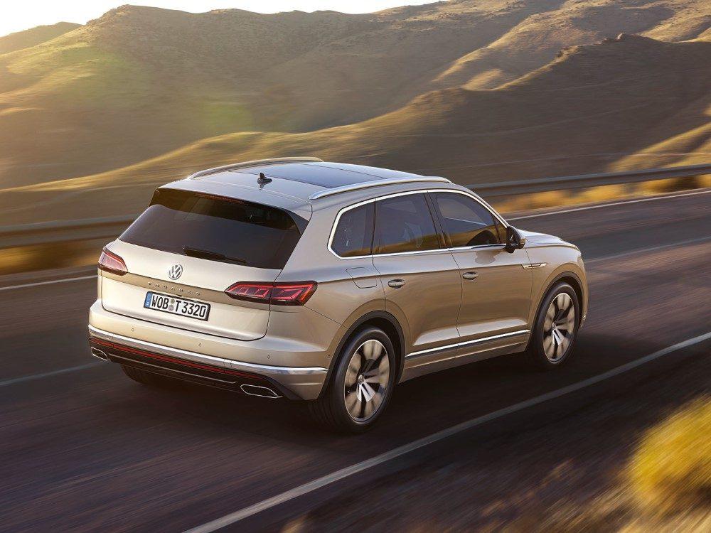 Nuevo Touareg 2018 Interior >> ¡Filtrado! Este es el nuevo Volkswagen Touareg 2018