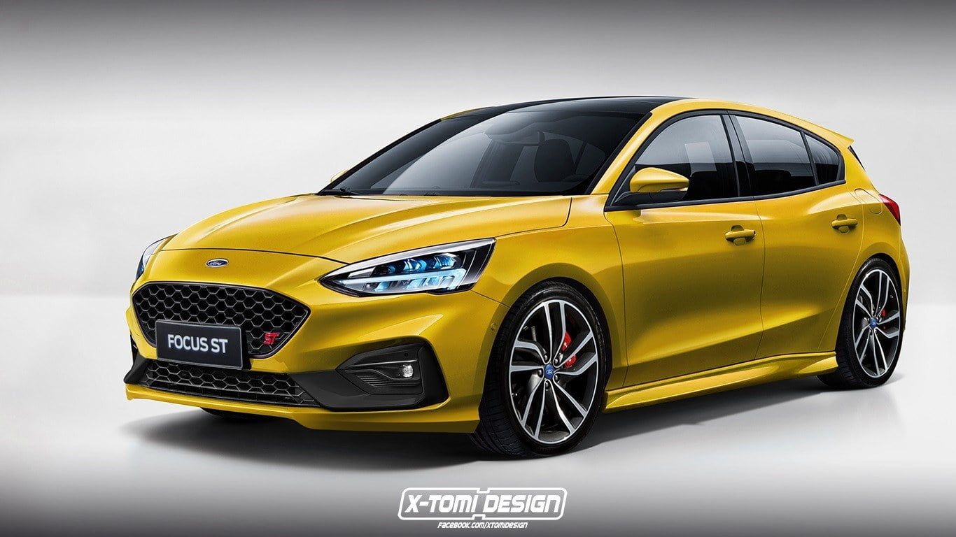 2020 Ford Focus Rs St Price
