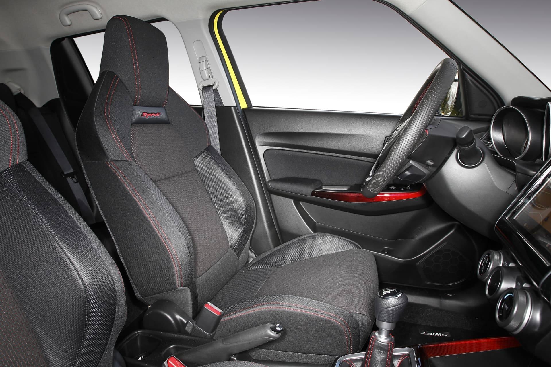Toyota Supra 2018 >> Precios del Suzuki Swift Sport 2018, versiones y equipamiento en España