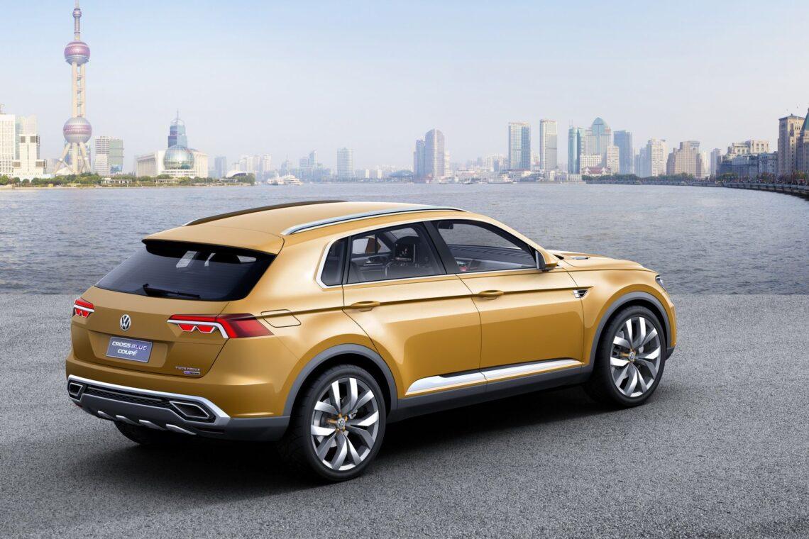 Volkswagen Tiguan Coupé 2019