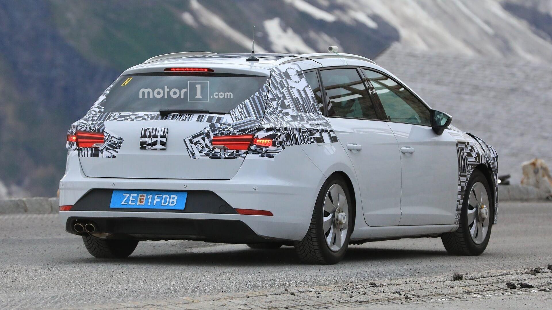 SEAT Leon 2020: Ya Se Ha Podido Ver En Pruebas Por Carretera