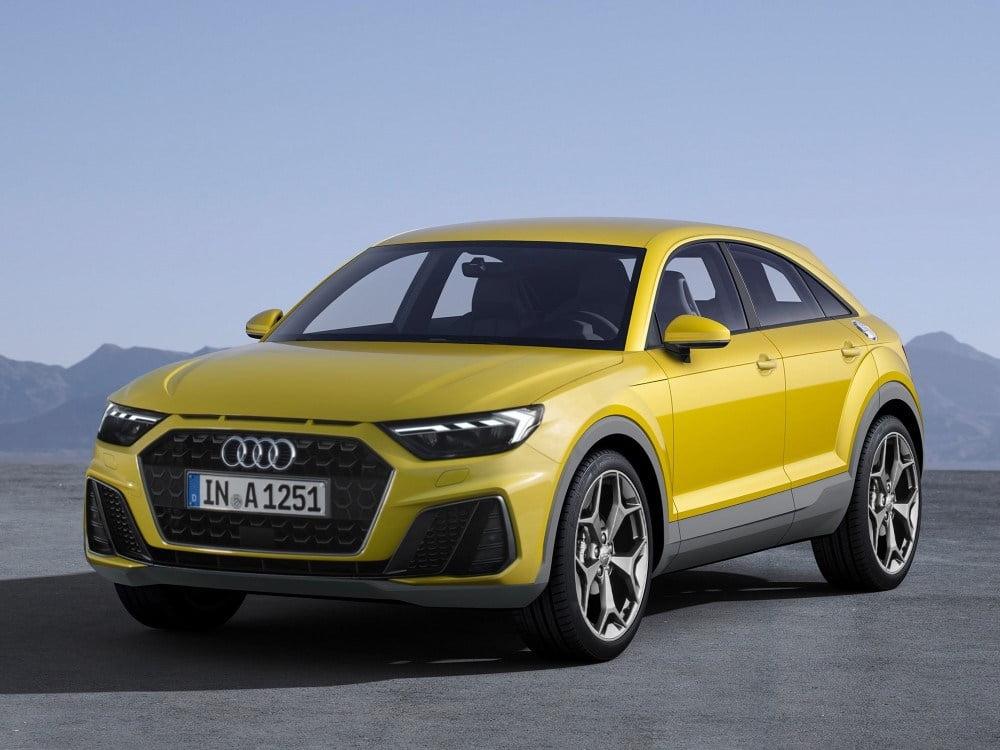 Audi Q1 2019