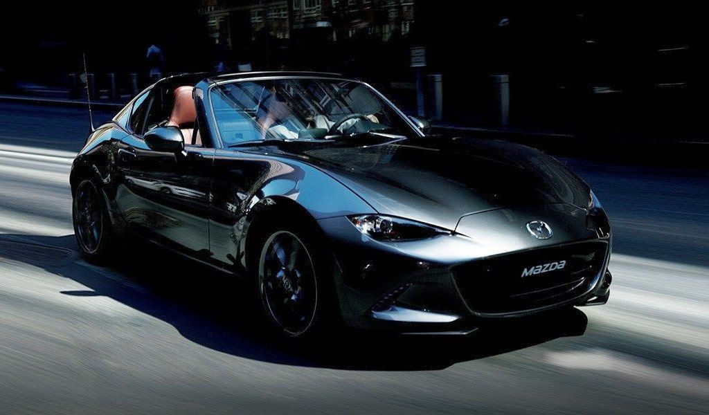 ya conocemos el nuevo mazda mx 5 2019 y sigue luciendo igual de bien. Black Bedroom Furniture Sets. Home Design Ideas