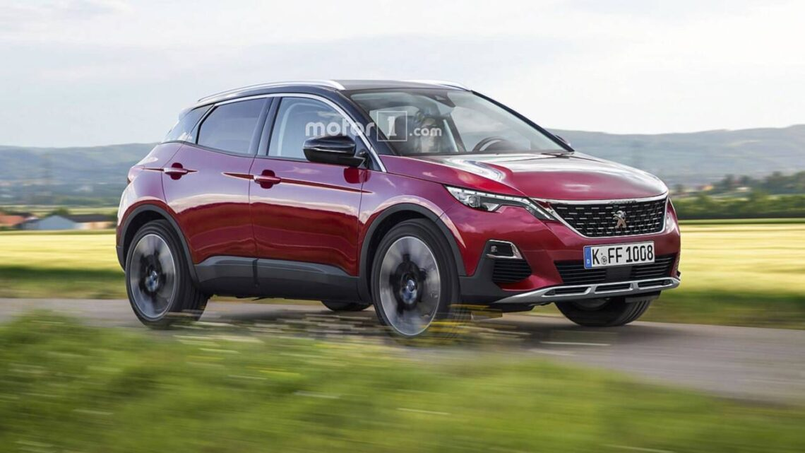 Peugeot 1008 2019