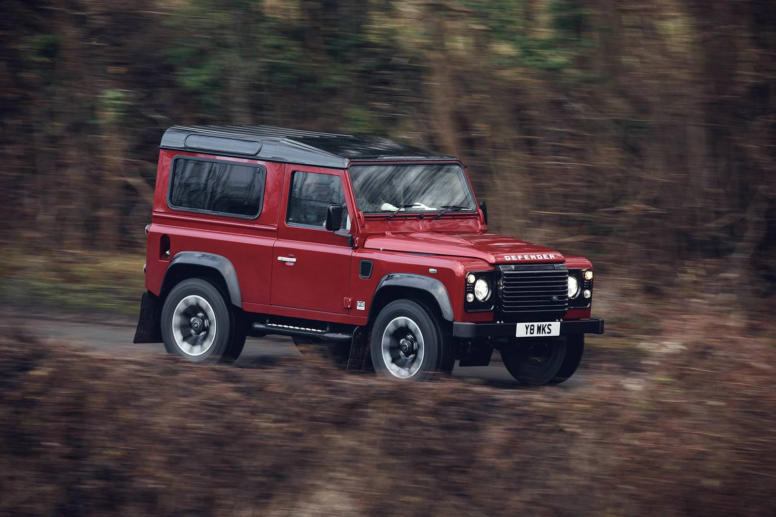 El Land Rover Defender 2020 estrenará una nueva plataforma