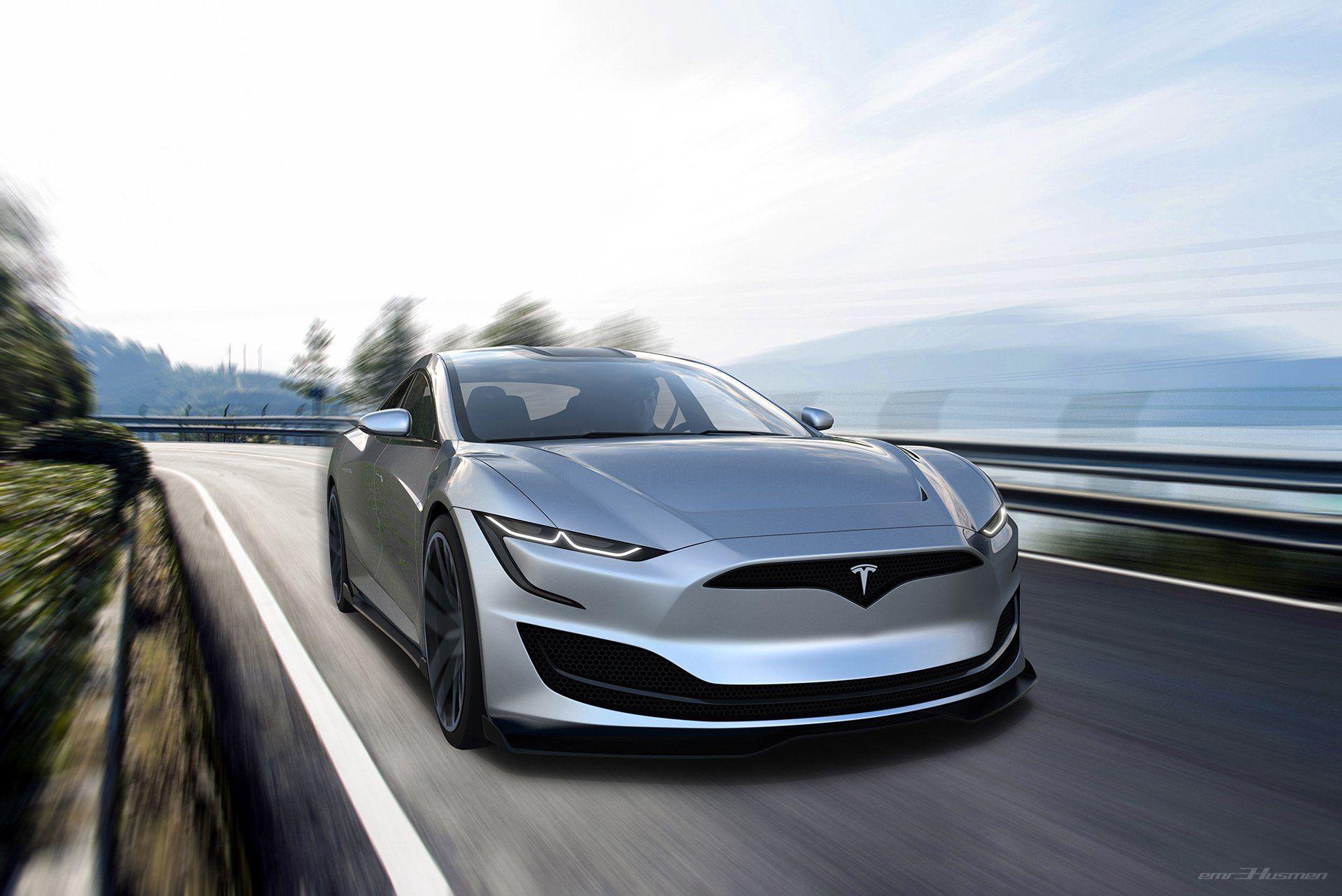 2020 Tesla Model S Speed Test