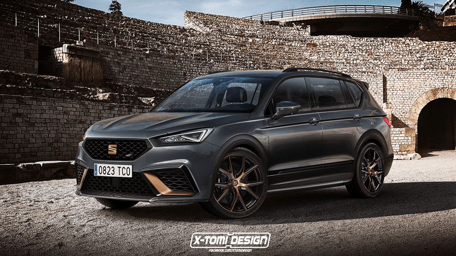 Si Sue 241 As Con Un Seat Tarraco Cupra R As 237 Podr 237 A Lucir