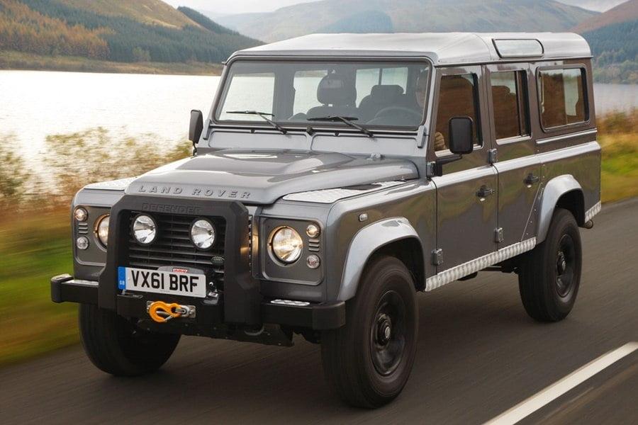 El nuevo Land Rover Defender 2020 será igual de duro pero